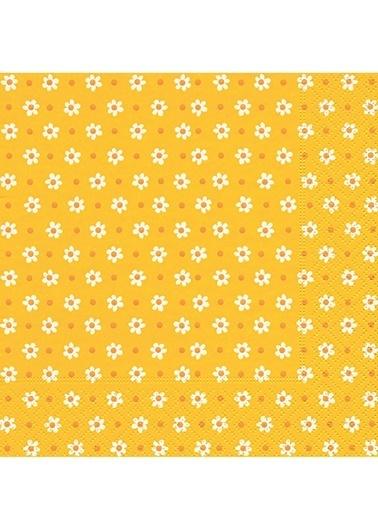 Small Flowers Peçete-Dünya Style